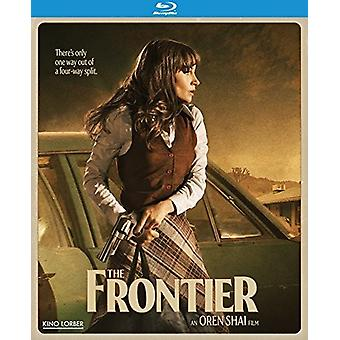 Frontier [Blu-ray] USA import