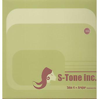 S-Tone Inc. - tage 4/Arejar [Vinyl] USA import