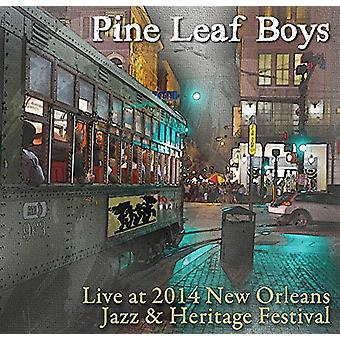 Pine blad drenge - Live at Jazz Fest 2014 [CD] USA import