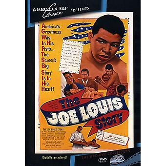 Joe Louis Story (1953) importar de Estados Unidos [DVD]