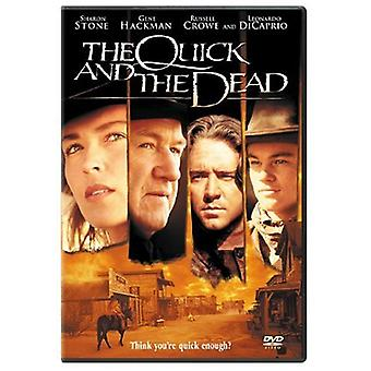 Quick & the Dead [DVD] USA import