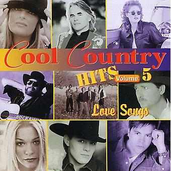 Cool Country Hits - Vol. 5-Cool Country Hits [CD] USA import