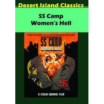 SS lejr kvinders helvede [DVD] USA importerer
