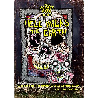 Hell Walks the Earth [DVD] USA import