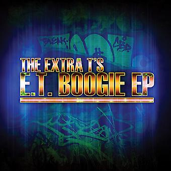 Extra T's - E.T. Boogie-EP [CD] USA import