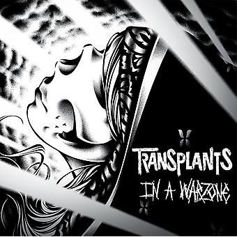 Transplants - In a Warzone [CD] USA import