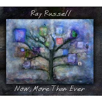 Ray Russell - nu mere end nogensinde [CD] USA import