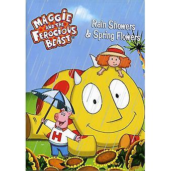 Rain Showers & Spring Flowers [DVD] USA import