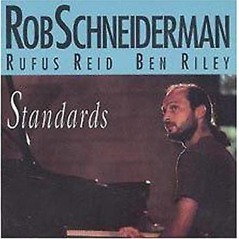 Rob Schneiderman - standarder [CD] USA import