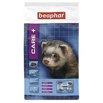 Beaphar Care+ Hurones (Small animals , Ferrets , Diet , Dry Food and Wet food)