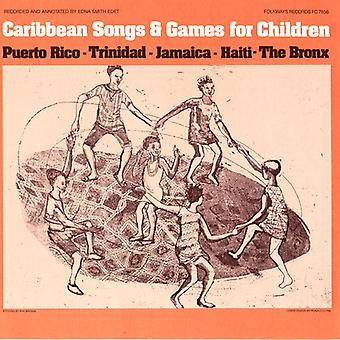Caribbean Songs & Games for Children - Caribbean Songs & Games for Children [CD] USA import