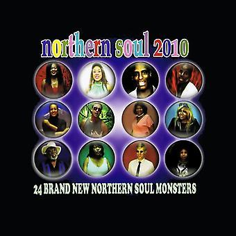 Forskellige kunstner - nordlige sjæl 2010 [CD] USA importerer