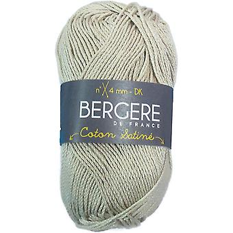 Berger De France Coton Satine Yarn-Beige COTONSAT-35214