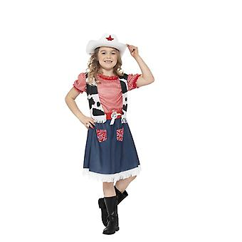 Cowgirl favorite girl costume