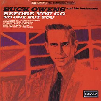 Buck Owens - innan du Go/No men du [CD] USA import