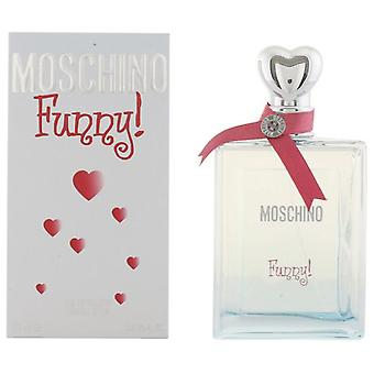 Moschino Funny 100 Ml Edt Vapo (Woman , Perfume , Women´s Perfumes)
