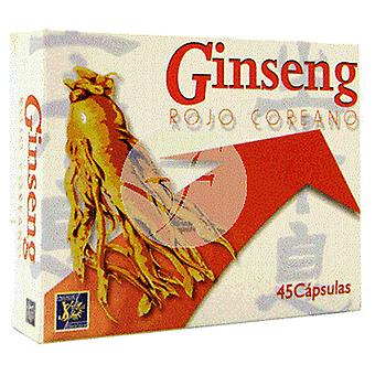 Ynsadiet Korean Red Ginseng 45 capsules (Dietetics and nutrition , Vitality)