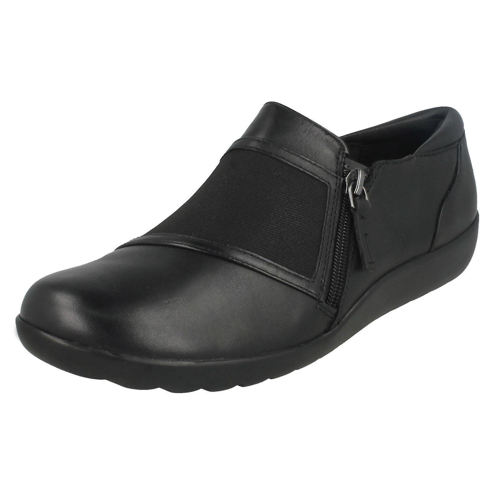 Clarks Ladies piatto scarpe Medora Gale