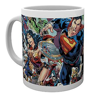 DC univers Renaissance Mug