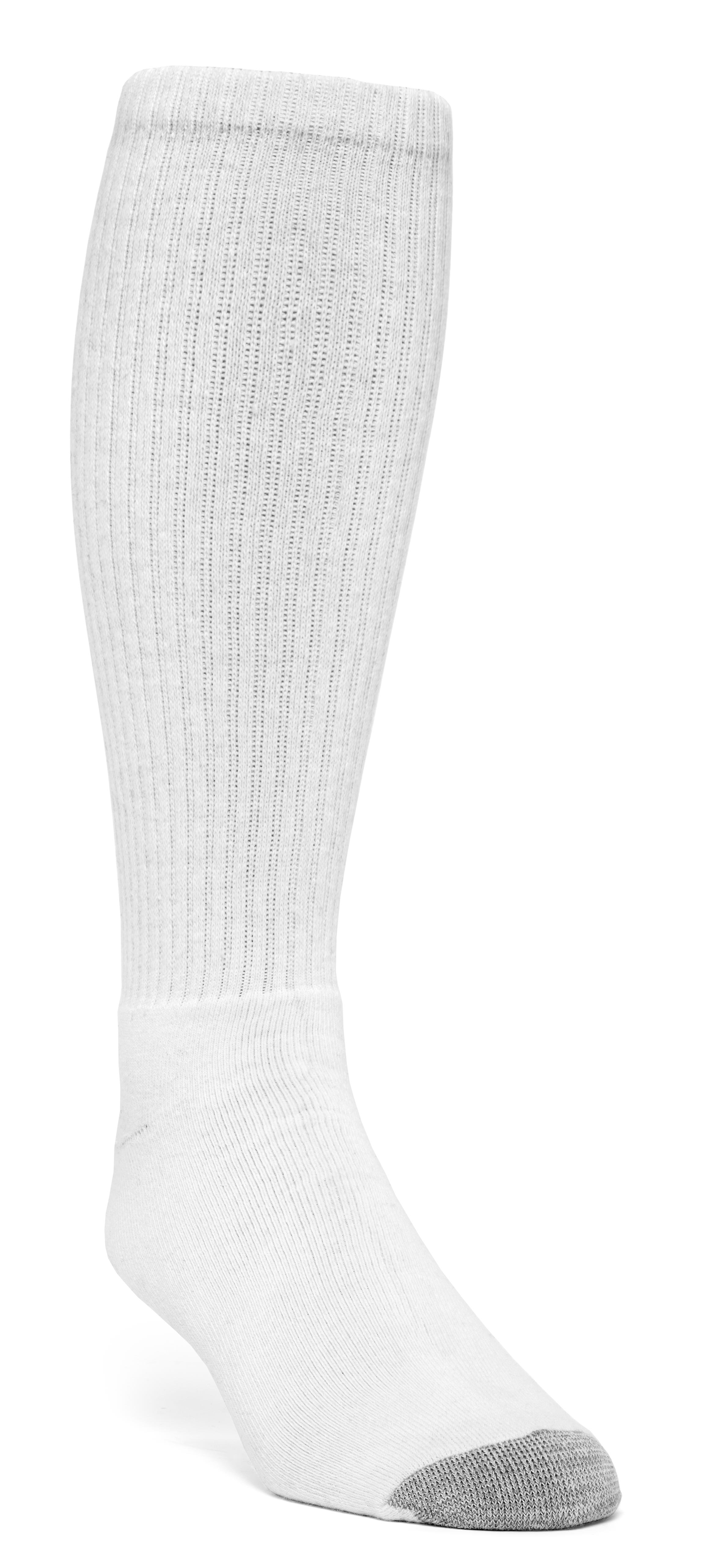 Galiva Women's Cotton Extra Soft Over the Calf Cushion Socks - 3 Pairs