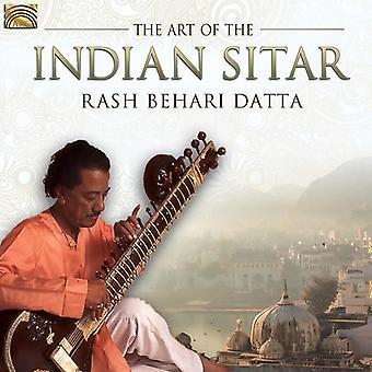 Behari Datta * utslag - konst av indisk Sitar [CD] USA import