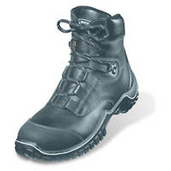 Uvex 6986/2 Size 7 Motion Light Lace Up Safety Boots With Midsole S3 Black EU 41