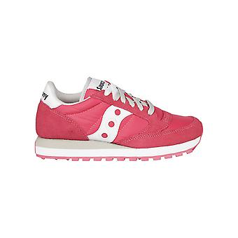 Saucony ladies 1044429 pink suede of sneakers