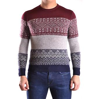 Daniele Alessandrini mens MCBI086486O multicolour Wool Sweater