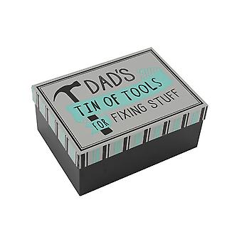 (CGB) Giftware No1 papa Tin voor Tools Tin