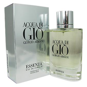 Acqua Di Gio Essenza hommes par Armani 2.5 oz EDP Spray