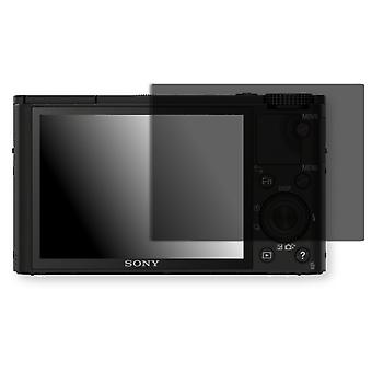 Sony DSC-RX100 display protector - Golebo view protective film protective film