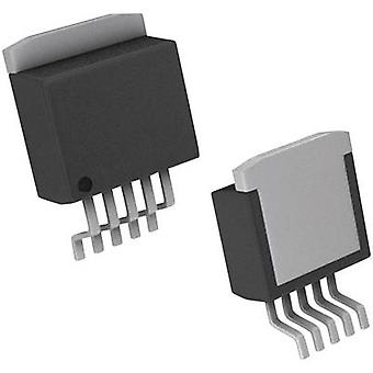 PMIC - LDO voltage regulator Linear Technology LT1764AEQ-1.8#PBF Positive, fixed DDPAK 5