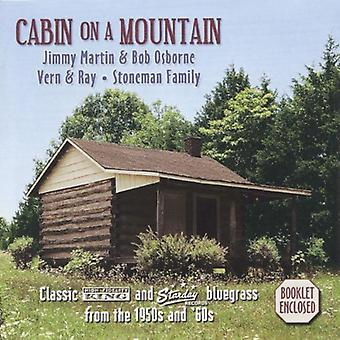 Jimmy Martin - Cabin on a Mountain [CD] USA import