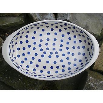 Naczynia do pieczenia, owalne, 28 x 19, 5 cm, tradycja 24, BSN m-3710