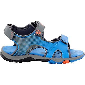 Jack Wolfskin Boys & Girls Puno Bay Neoprene Lined Summer Sandals