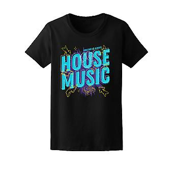 Amazing As Always House Music Tee Women's -Image by Shutterstock