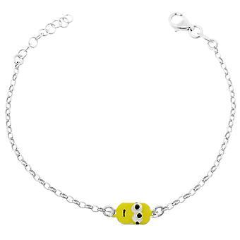 Orphelia Silver 925 Kids ZA-7135 Minion armband