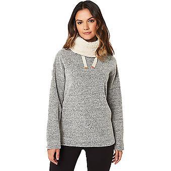 Regatta Womens/Ladies Haidee Polyester Rayon Cowl Neck Fleece Jacket