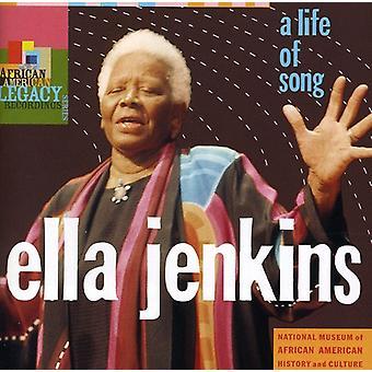 Ella Jenkins - Ella Jenkins: A Life of Song [CD] USA import