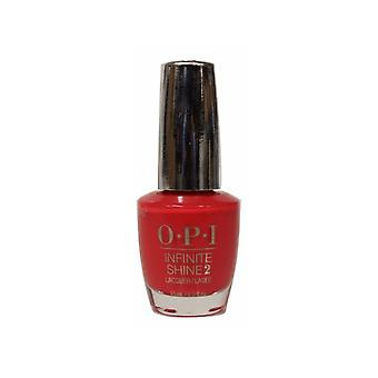 Opi- Nail Lacquer- Infinite Shine - She Went On And On And On 1/2 Fl Oz