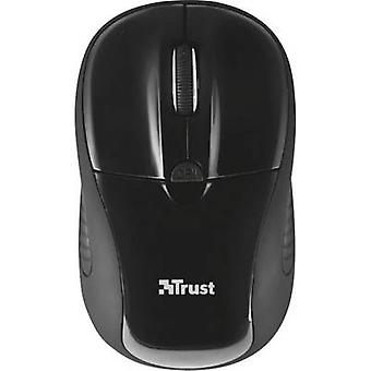 Trust Primo Wireless Mouse Wireless mouse óptico negro