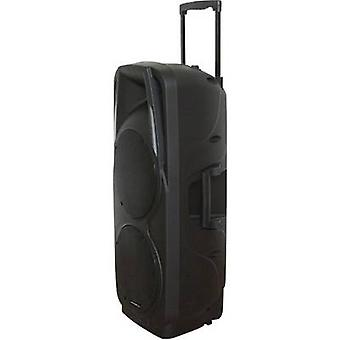 Ibiza Sound PORT225VHF-BT transportabel PA højttaler 25,4 cm 10 1 computer(e)