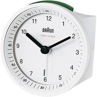 Braun 66010 Radio Wecker weiß Alarm Zeiten 1
