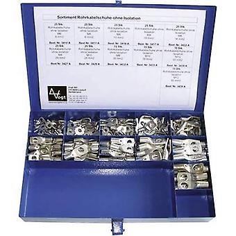 Crimp connector set 6 mm² 50 mm² Metal Vogt Verbindungstechnik 732455 220 pc(s)