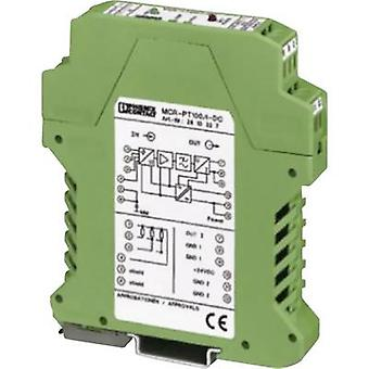 Phoenix kontakt 2814715 MCR-S-1/5-UI-DCI-NC aktive gjeldende måling svinger opptil 11 A