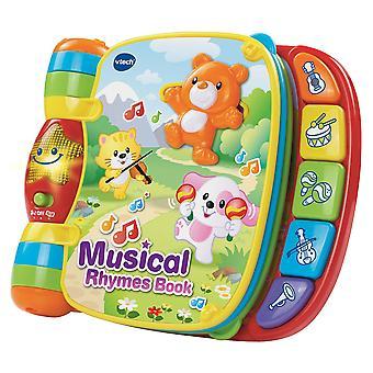 VTech Baby Musical fa rima libro