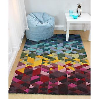 Illusion Kingston  Rectangle Rugs Funky Rugs