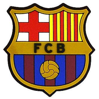 FC Barcelona Crest gummi kjøleskap Magnet 50 X 50 Mm