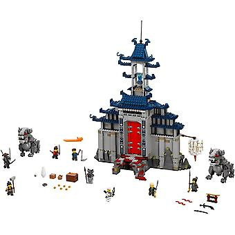 LEGO 70617 Temple of the ultimate weapon