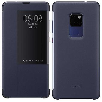 Huawei smart view flip cover Blau protective cover case for mate 20 Pocket flip cover case